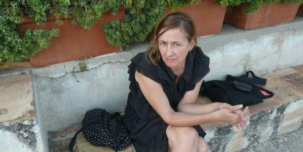La escritora Begoña Huertas.