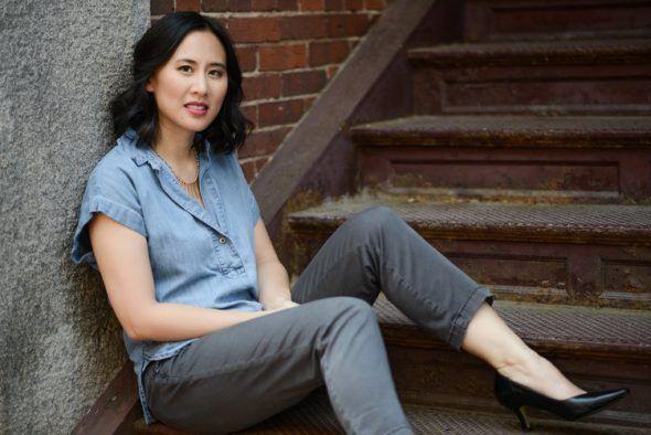 La escritora Celeste Ng. Foto: Kevin Day Photography.