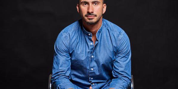El escritor Carlos Fonseca. Foto: David Myer.