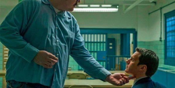 Un fotograma de la serie Manhunter.
