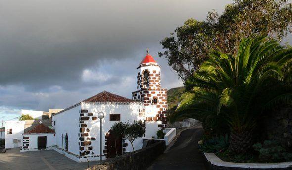 El Monacal en la isla de El Hierro galardonada con un premio Ecovidrio. Foto: José Mesa / Flickr Creative Commons.