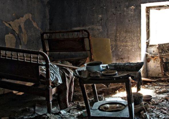 Un fotograma del documental 'Deshabitados'