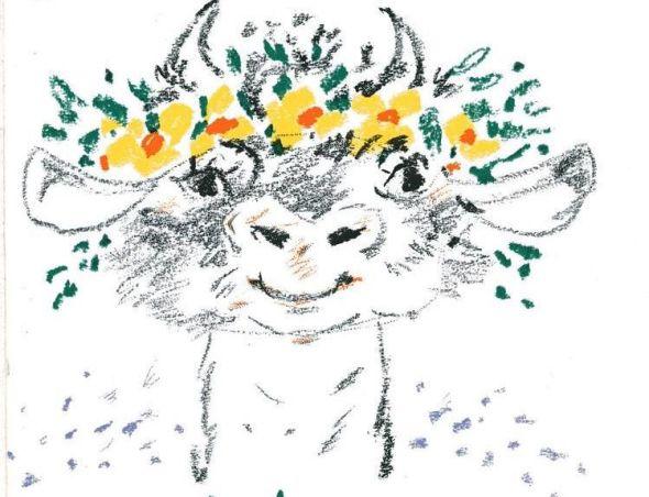 Imagen de portada del libro Ferdinando el toro.