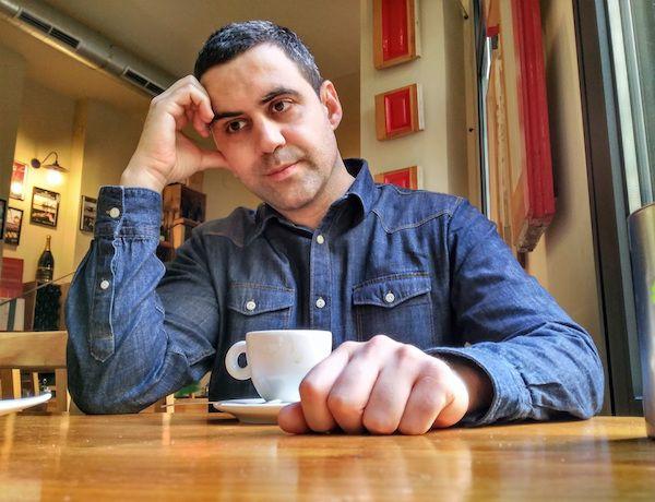 Marcos de Miguel, director en España de la editorial Plaza y Valdés.