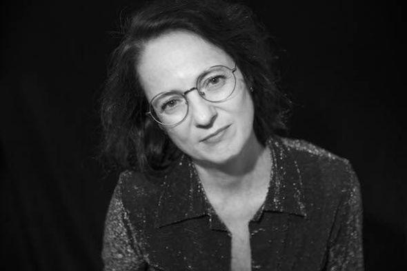 La escritora Marta Sanz. Foto: Lisbeth Salas.