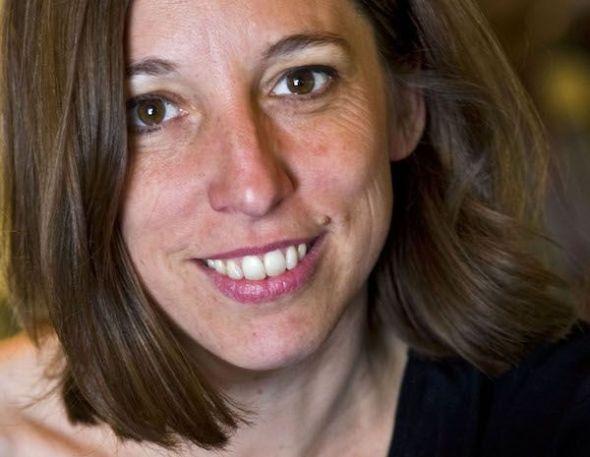 Retrato de la escritora Llucía Ramis. Foto: Santi Cogolludo