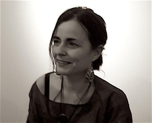 La escritora Maya G. Vinuesa autora de 'Una habitación en Lavapiés'