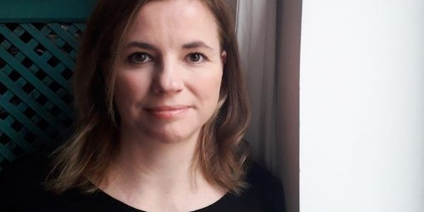 La escritora y pedagoga Iria Marañón.