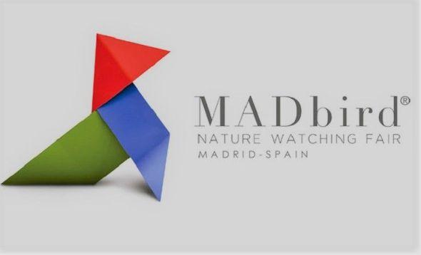 Cartel de la edición de 2018 de MADbird.