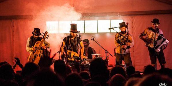 Uno de los grupos que actuaron en la pasada edición del festival Artimusic.