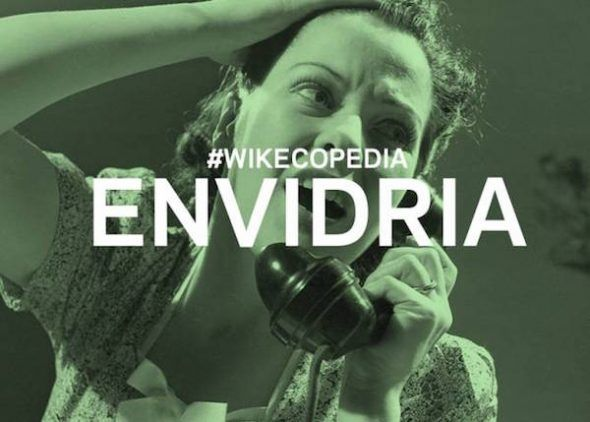 'Envidria' uno de los palabros del primer diccionario verde colaborativo: la Wikecopedia.