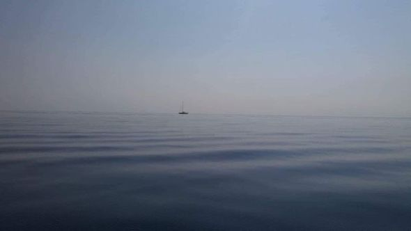 El Mediterráneo se desnuda de barcos en Septiembre