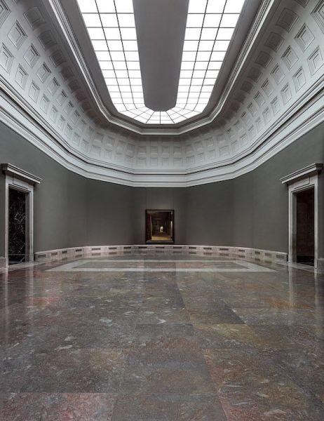 Sala principal, 2018 José Manuel Ballester © Fundación Amigos del Museo del Prado, Madrid, 2018