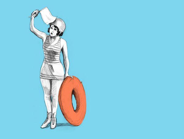 Ilustración de Concha Pasamar.