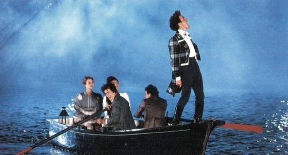 Un fotograma de 'Remando al viento'.