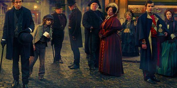 Un fotograma de la serie 'Dickensian'