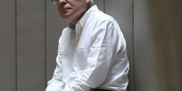 El escritor Justo Navarro.