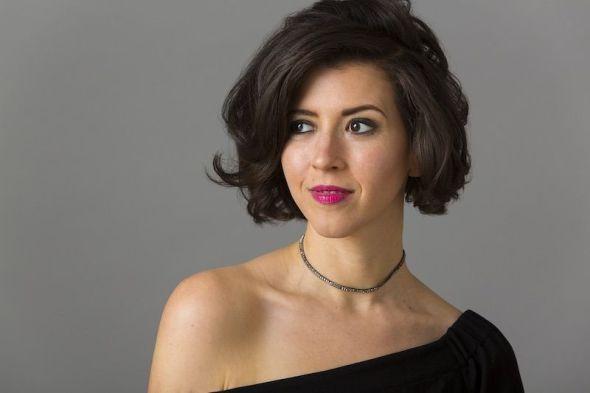 La soprano estadounidense Lisette Oropesa debuta en el personaje de Rodelinda de Haendel en el Liceu de Barcelona. Foto: Jason Homa.