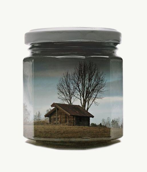 Lone house. Foto: Christoffer Relander.