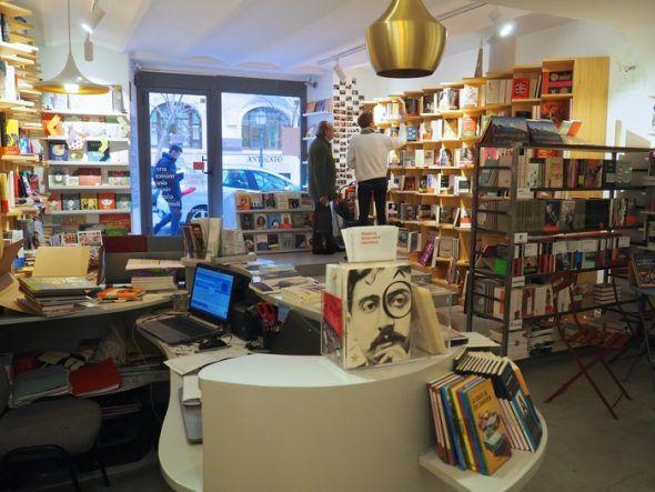 Librería Los editores.