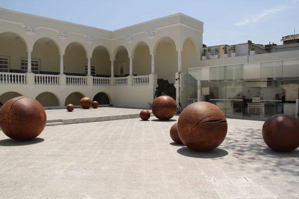 Semillas en la Casa Moreyra de Lima de Jaime Miranda se expondrá en Conde Duque.