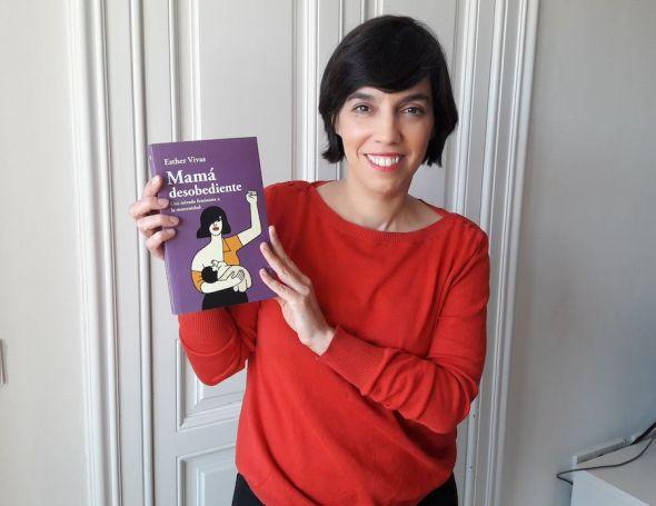 La periodista Esther Vivas.