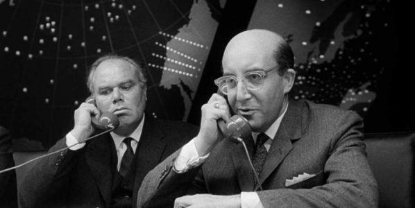 Un fotograma de '¿Teléfono rojo? Volamos hacia Moscú'.