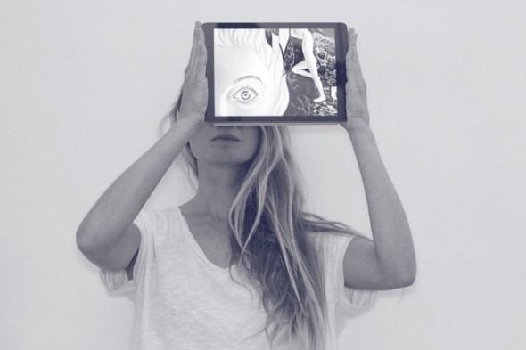Imagen promocional de las apps de fotografía.