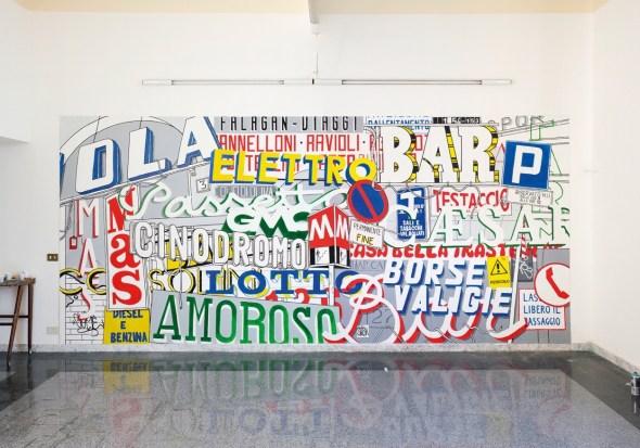 'Roma línea B', de Jorge Méndez.