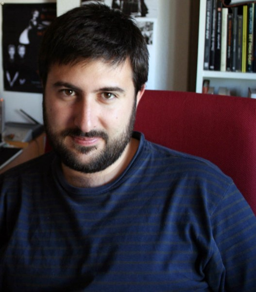 Diego Moreno, responsable de la editorial Nórdica.