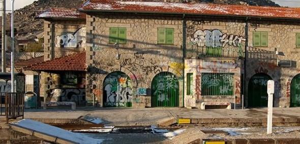 Estación de Zarzalejo. Foto: Adif.