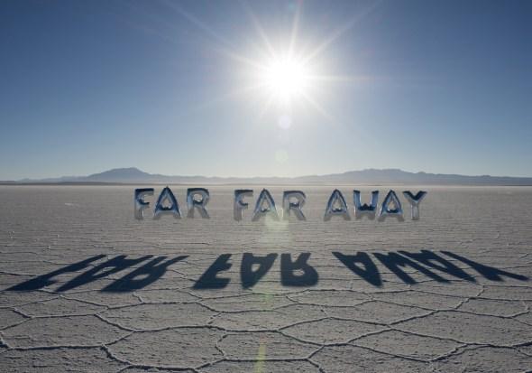 Far far away. Fotografía de Gray Malin.