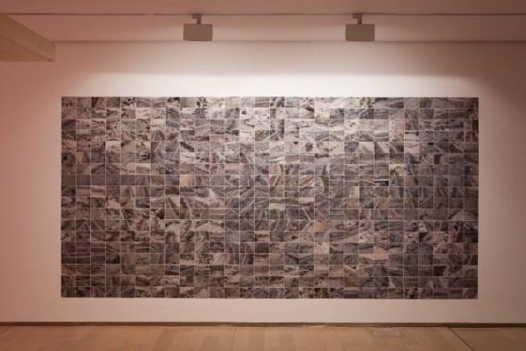 Jorge Yeregui: Sobre traza y desplazamiento, 2015. / © Fundación Botín