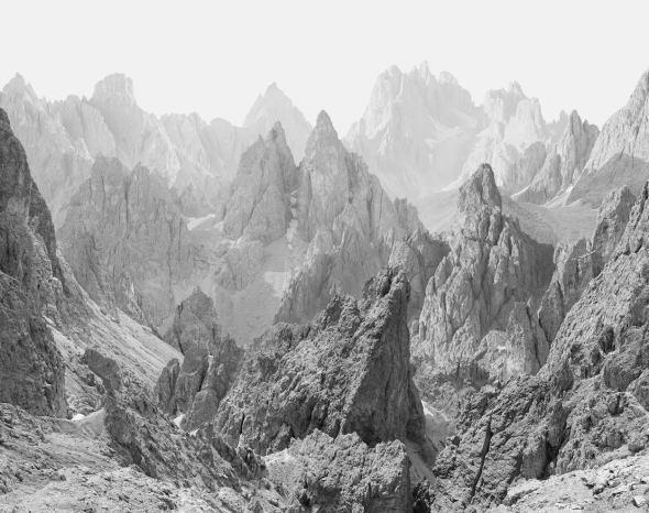 Una imagen de la serie 'Infinito artificial' de Fernando Maselli.