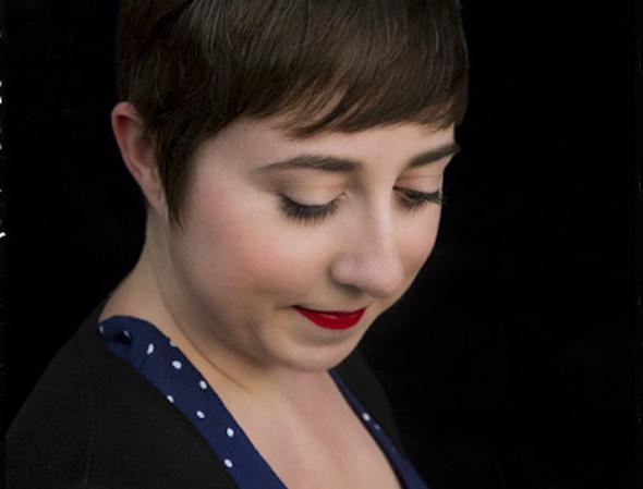 Elena Medel. Foto: Daniel Mordzinski.