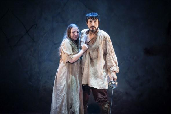 El Alcalde de Zalamea de la Compañía Nacional de Teatro Clásico dirigido por Helena Pimienta.