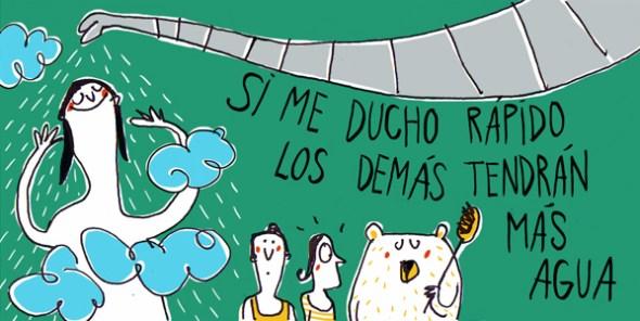 Ilustración de Bea Enríquez.