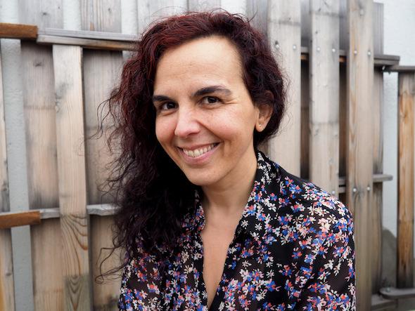 La periodista y escritora Silvia Nanclares.