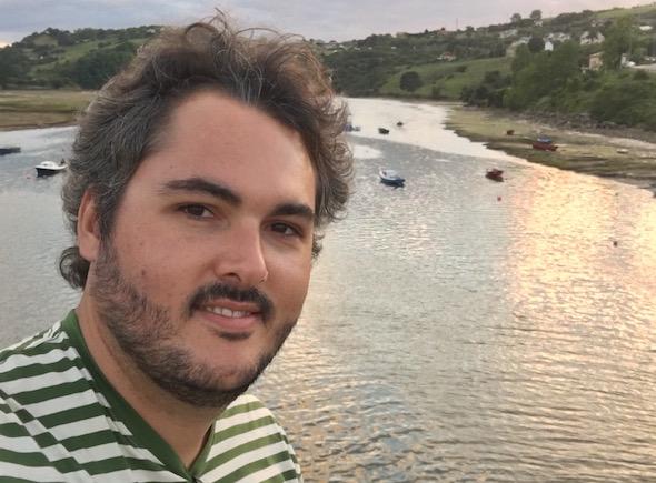 El ambientólogo Andreu Escribà.