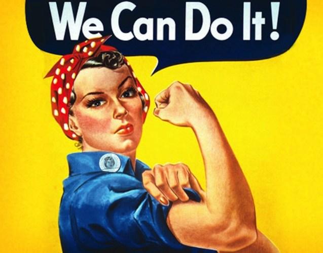 Cartel pro feminismo.