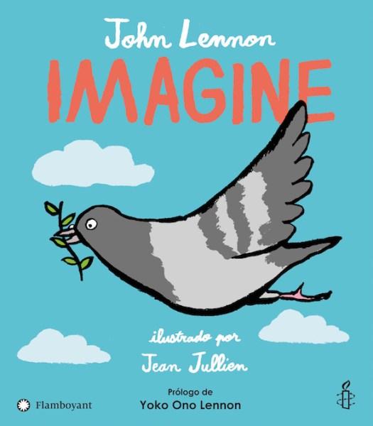 Portada del libro 'Imagine'