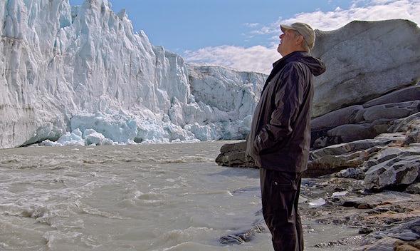 Al Gore en un fotograma de 'Una verdad muy incómoda: ahora o nunca'.