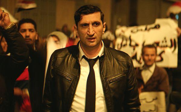 Un fotograma de la película 'El Cairo confidencial'
