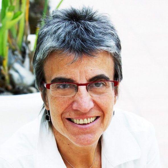 La escritora Anna Freixas.