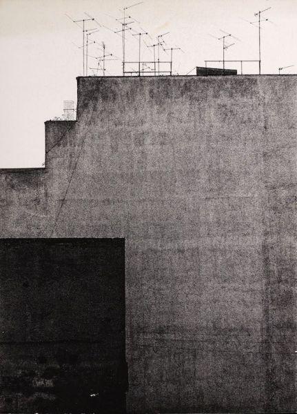 Francisco Gómez. Sin título., 1972. Copia de la época. MNCARS. Donación de la familia Autric-Tamayo, 2018.