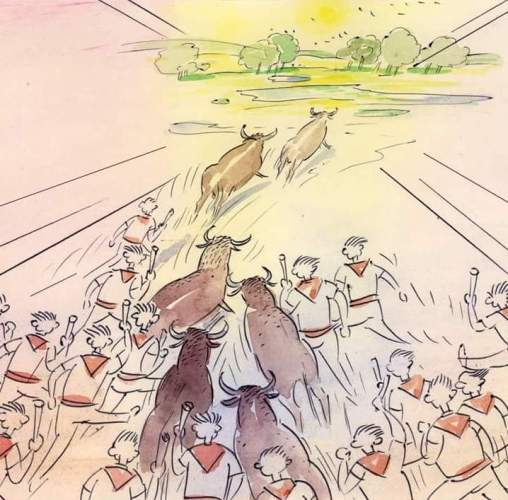Ilustración de Paco Catalán.