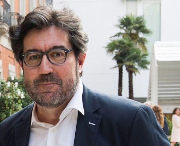 El escritor y periodista José María Goicoechea.