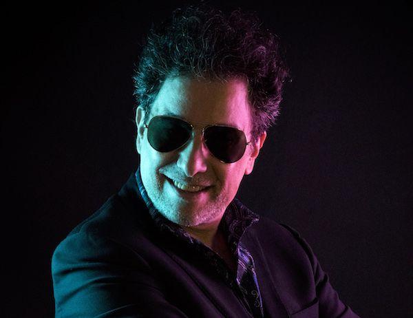 El músico Andrés Calamaro.