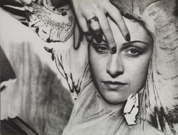 La artista Dora Maar en 1930. © Man Ray Trust, VEGAP, Madrid, 2019
