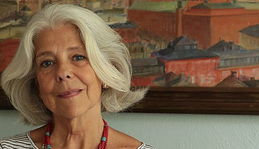 La escritora Pilar Tena.